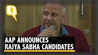 AAP Picks Sanjay Singh, ND Gupta, Sushil Gupta For Rajya Sabha