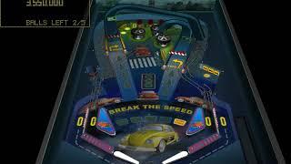 Fantastic Pinball Thrills, Break The Speed, 10196000