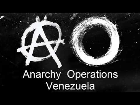 Anarchy Operations Venezuela: La realidad en Venezuela.
