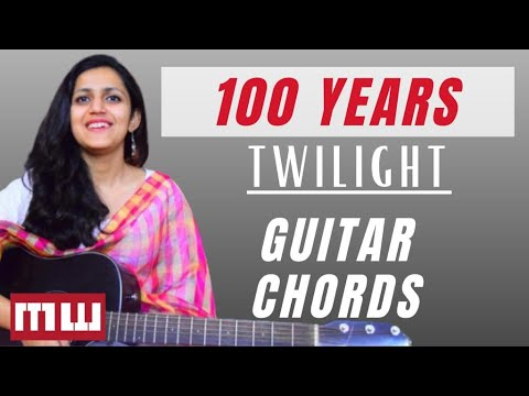 Repeat A Thousand Years Guitar Chords Lesson Easy Chords