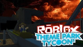 WATER QUEUE IN A GREAT THEME! | THEME PARK TYCOON 2 [3] | ROBLOX #31