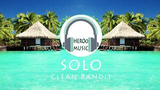Clean Bandit | Solo(ft.Demi Lovato) lyrics & remixed by ^Her0o Music^
