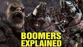 BOOMERS EXPLAINED WHAT ARE BOOMERS IN GEARS OF WAR LORE AND HISTORY EXPLORED