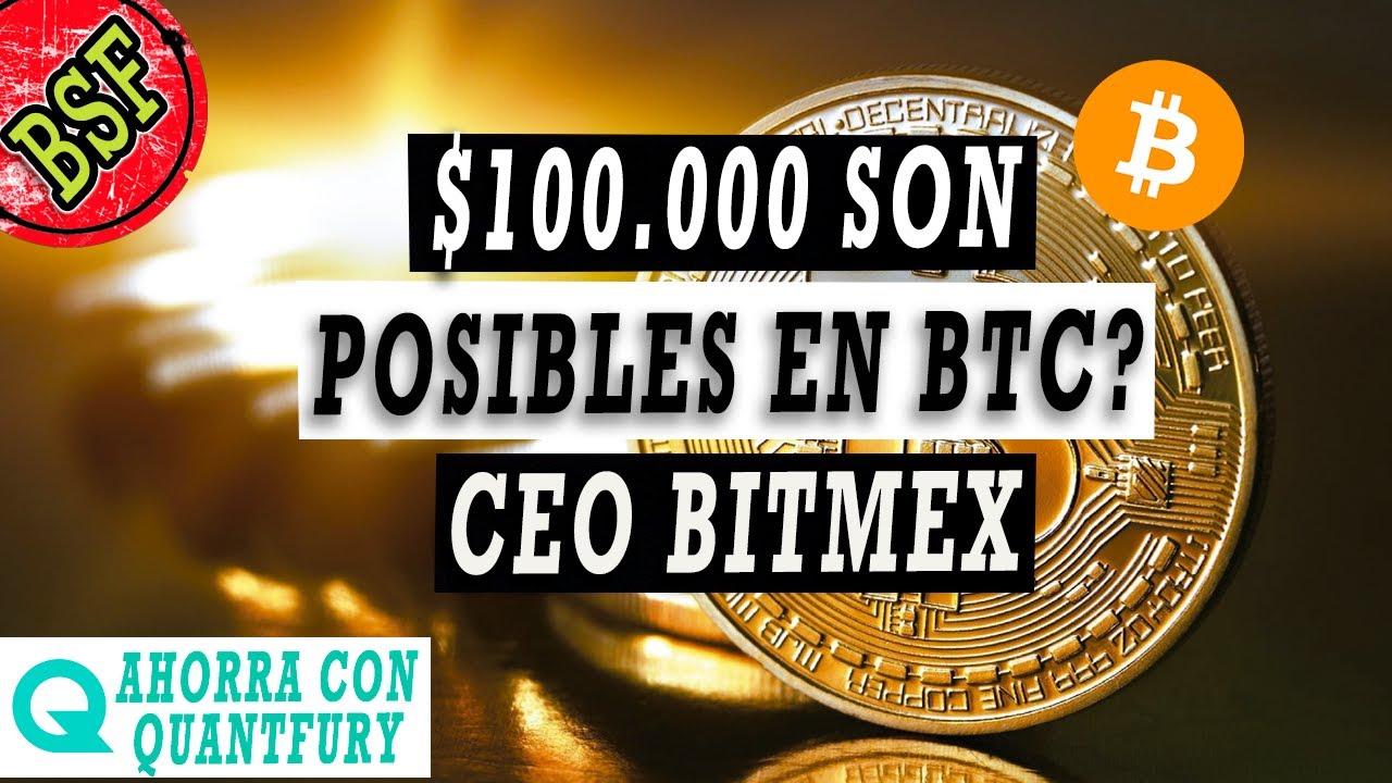 BITCOIN sube: Pompliano y CEO BITMEX, super alcistas en BTC! $20k bastante cerca? OJO a eso....
