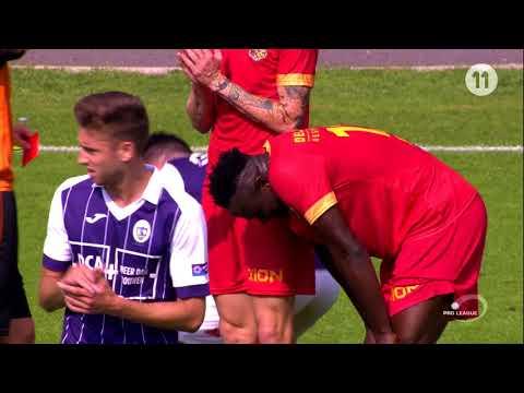 Highlights FR / Beerschot-Wilrijk - Tubize / 20/08/2017