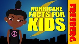 Bird gets a hurricane warning notification & she learns  hurricane facts for kids