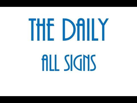 January 31, 2019 All Signs 🔥 Fire 🌊 Water (Part 2) Daily Message
