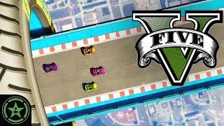 Let's Play: GTA V - Tiny Racers