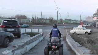 Квадроцикл Comman Scorpion 200cc против квадроцикла Hamer HT-200cc Lux