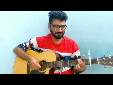 Ghungroo Song Cover - War   Hrithik Roshan, Vaani Kapoor  Arijit Singh, Shilpa Rao   Guitar Chords