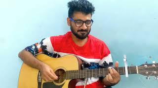 Ghungroo Song Cover - War | Hrithik Roshan, Vaani Kapoor |Arijit Singh, Shilpa Rao | Guitar chords
