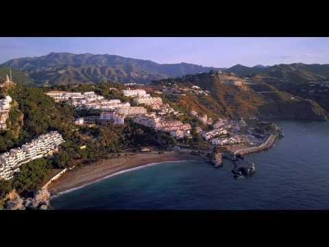 Marine del Este - La Herradura - Granada - Spain - DJI Mavic Pro