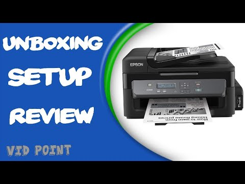 epson-m205-wifi-printer-unboxing-and-detail-review-/-complete-guide