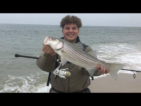Fishing Island Beach State Park, NJ For LOTS Of Fish!!!!!