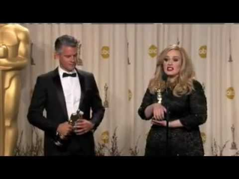 ADELE  BEST SONG & SKYFALL PERFORMANCE AT OSCARS 2013
