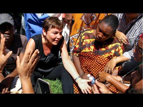 Grève à Mayotte : visite mouvementée pour la ministre des Outre-Mer, Annick Girardin