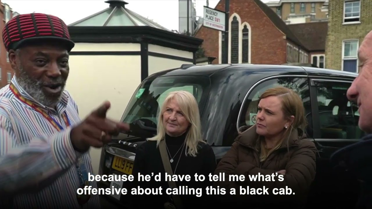 Preview: Black cab driver talks to Laurence Fox about Sadiq Khan's failings
