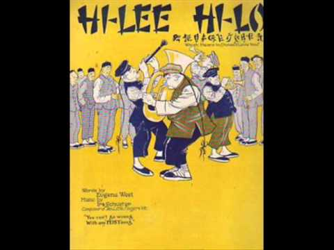 Billy Murray & Ed Smalle - Hi Lee Hi Lo 1923 Chinese Song