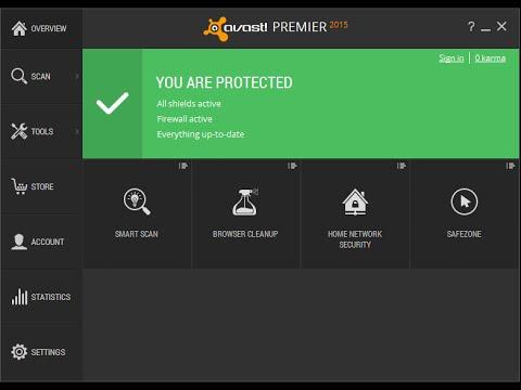 avast premier license file 2016