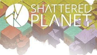 Let's Try: Shattered Planet [Sci-Fi Roguelike]