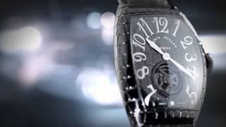 Franck Muller - Black Croco