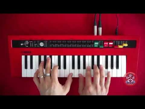 Yamaha Reface YC In Action