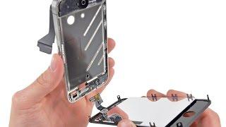 Iphone 4s Разборка и сборка !!! Замена экрана. Как разобрать iPhone 4S. How to disassemble iPhone 4S(Хороший Экран с touch на али http://ali.pub/yrqem Или у этого + всякие дополнения http://ali.pub/jauko На Iphone 4s не работал touch. При..., 2015-03-27T01:07:26.000Z)
