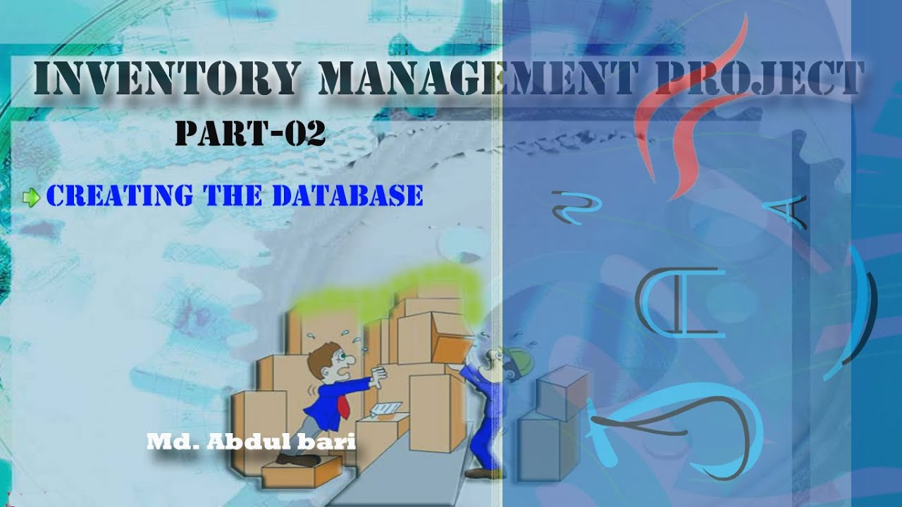 creating an inventory database