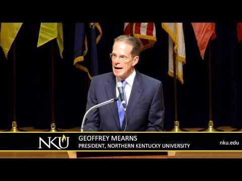 2015 Northern Kentucky University Fall Convocation