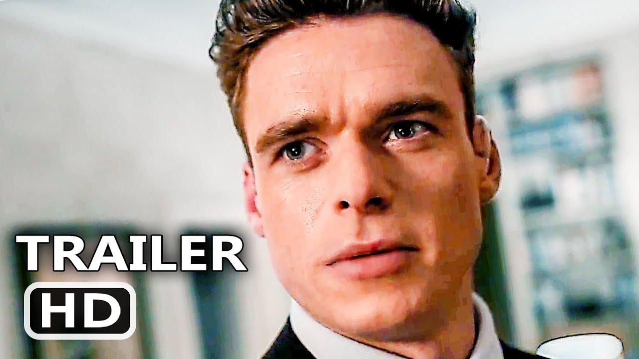 Bodyguard Official Trailer 2018 Richard Madden Netflix Tv Series