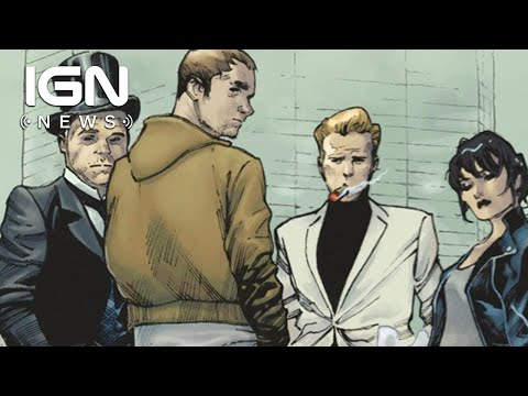 Netflix Publishing First Comic Book The Magic Order After Buying Millarworld - IGN News