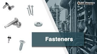 Fastener Manufacturers, Suppliers, and Industry Information
