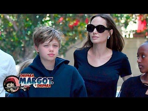 Shiloh, Hija de Angelina y Brad, inicia tratamiento para Cambiar de Sexo