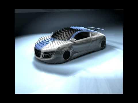 Audi Rsq Final Project