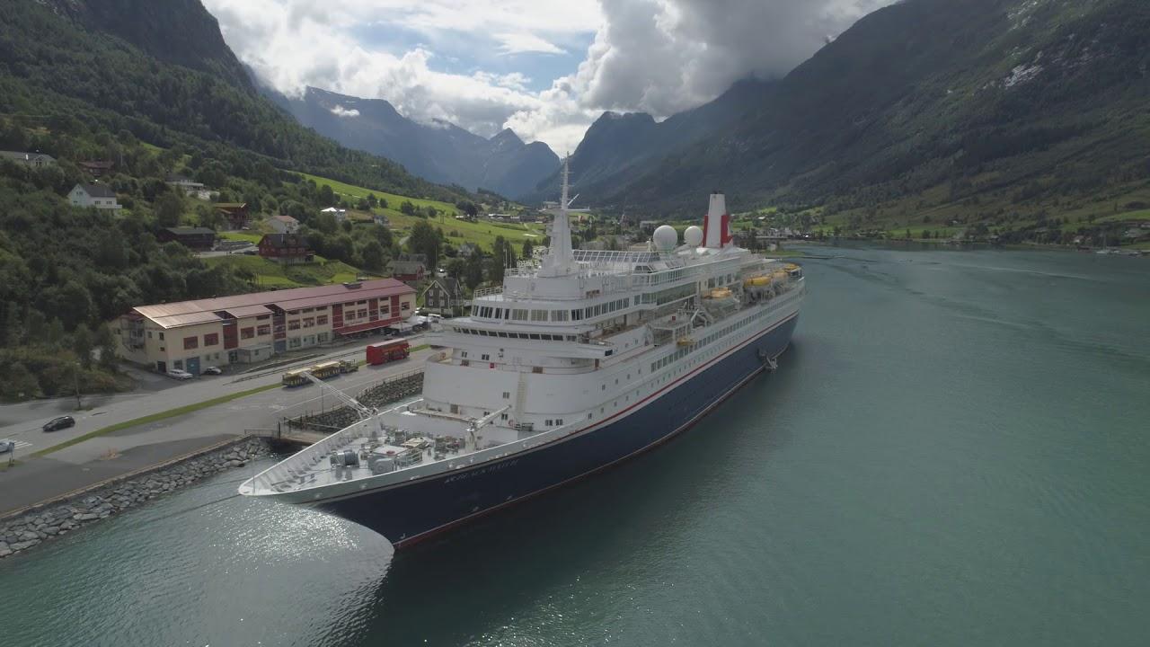 Fred Olsen Black Watch Cruise Ship - 2019 / 2020