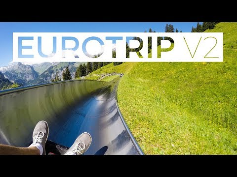 GoPro Travel Experience: Upgraded — Switzerland and Prague Edition (feat. Alan Watts)