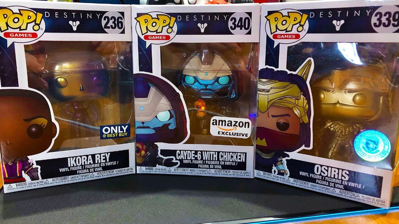 98307e48708 Funko POP! Destiny Osiris