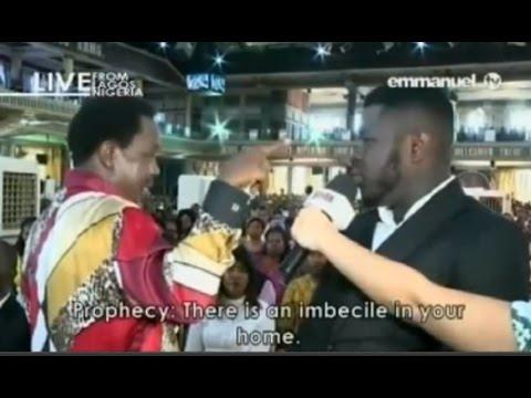 Download SCOAN 06/03/16: Prophecy Time with Prophet TB Joshua. Emmanuel TV