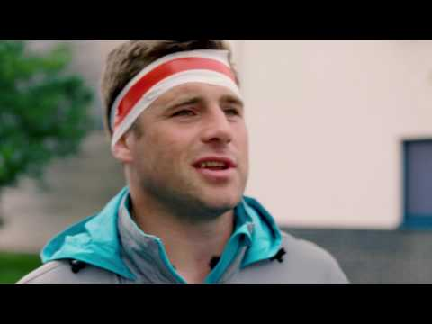 CJ Stander surprises Deliveroo customers