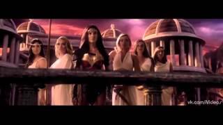 Чудо Женщина  Смотреть онлайн трейлер на русском  Wonder Woman Трейлер Второй