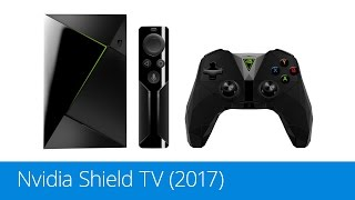 Nvidia Shield TV 2017 (recenze)