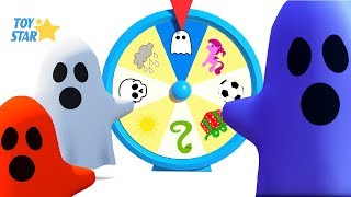 New 3D Cartoon For Kids ¦ Dolly And Friends ¦ Babies Play Fortune Wheel #92