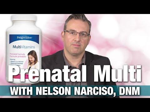 Progressive Prenatal Multi with Nelson Narciso