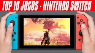 Nintendo Switch - OS MELHORES JOGOS DE 2017