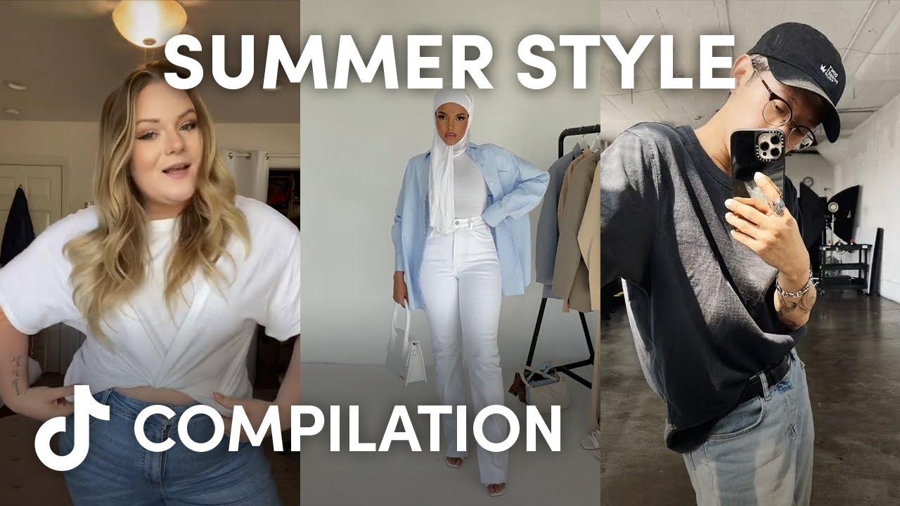 Summer Style I Compilation I TikTok