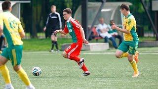 Kuban U21 vs Lokomotiv Moscow U21 full match