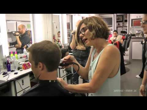 House - Season 7 - 7x23 - 'Moving On' Jesse Spencer cut his hair [HD]