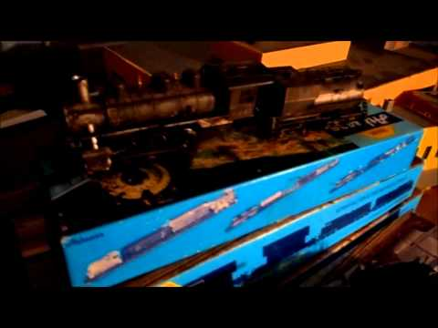 ho scale trains for sale!!!! athearn bachmann ahm