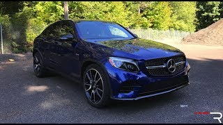 2018 Mercedes–AMG GLC 43 Coupe – Redline: Review