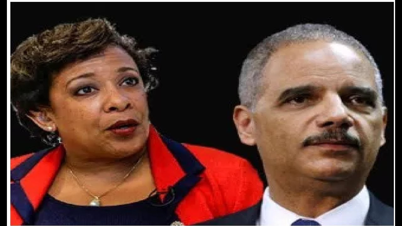 Image result for BAD NEWS: Lynch And Holder Did FAR Worse Than We Thought !!!